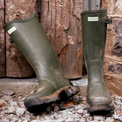 farm-house wellies